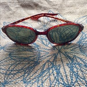 B&L Ray-Ban Tortoiseshell Style Sunglasses